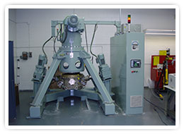 Main Gear Box Slow Roll Test Stand for Boeing Apache AH-64E