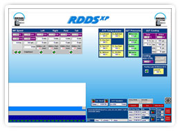 RDDS Main Page Display